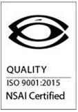 ISO - NSAI Certified